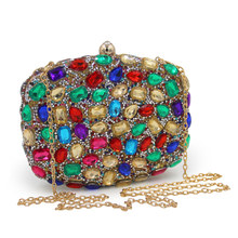 New Arrival Ladies Luxury Evening Clutch Bag