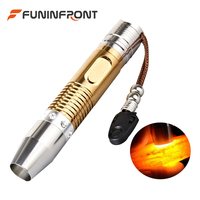 10W Powerful CREE XM L L2 Handheld Portable Gem LED Torch, 1000LM Professional Jade LED Flashlight for Gemstone Appraisal 3 Mode