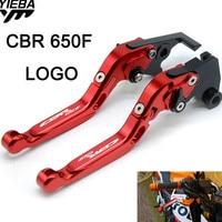 CBR650F Motorcycle Adjustable Folding Brake Clutch Levers FOR HONDA CBR650F CBR 650F CBR 650 F 2014 2015 2016 1991 2007