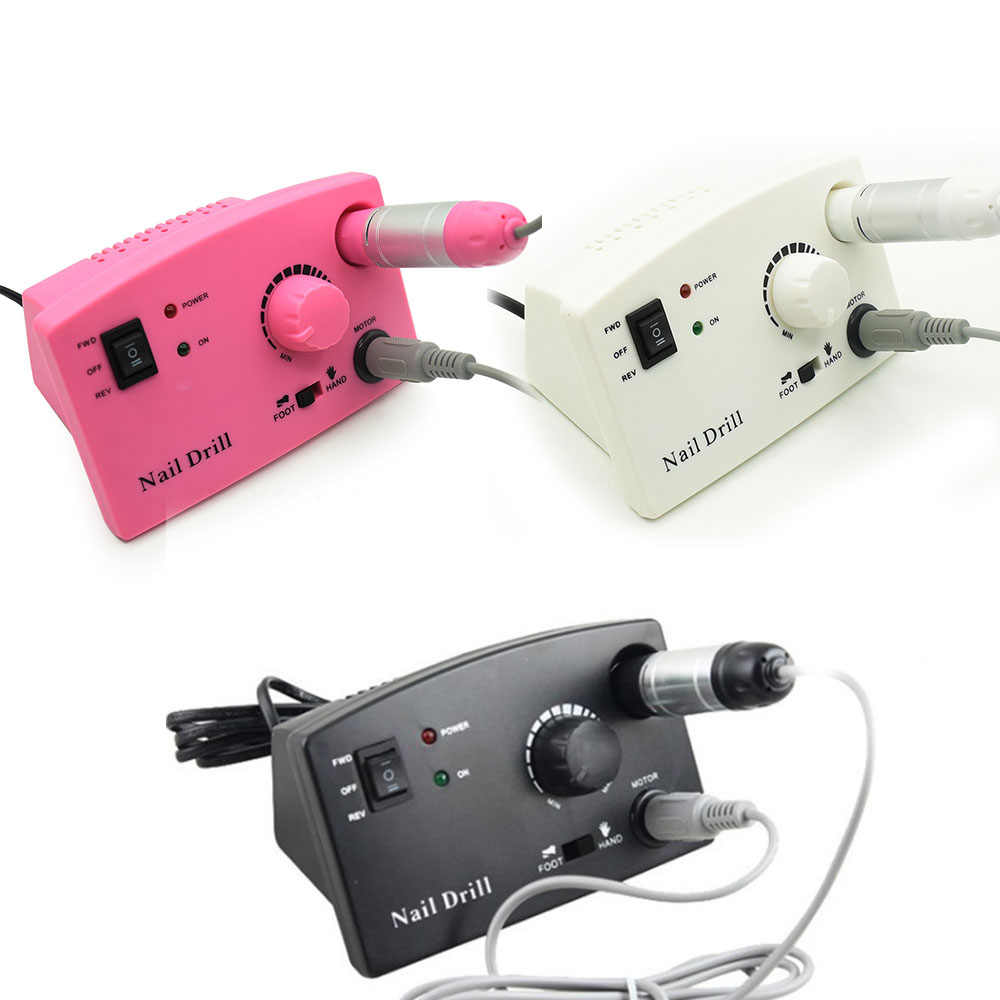 Detail Feedback Questions about 30000RPM Nail Drill Manicure Machine ...
