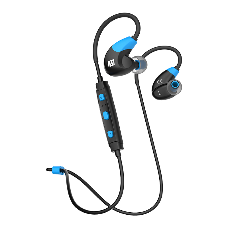 4951a7f6cd9 MEE Audio X7 Wireless Noise Isolating Waterproof In Ear Stereo Headset  Bluetooth Running Handfree Sports Earphone-in Bluetooth Earphones &  Headphones from ...