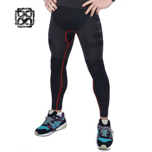 Training Sport Leggings Compression pants Breathable Workout Men running tights fitness pants