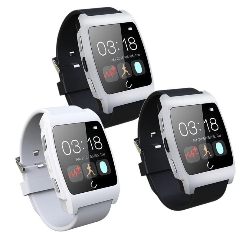 UX Bluetooth montre-bracelet intelligente téléphone Mate pour Android et IOS Iphone