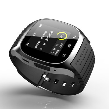 Calangdar 2018 חדש יוקרה חכם שעון גברים ספורט Bluetooth עם חיוג SMS להזכיר כושר Tracker יד שעונים עבור אנדרואיד IOS