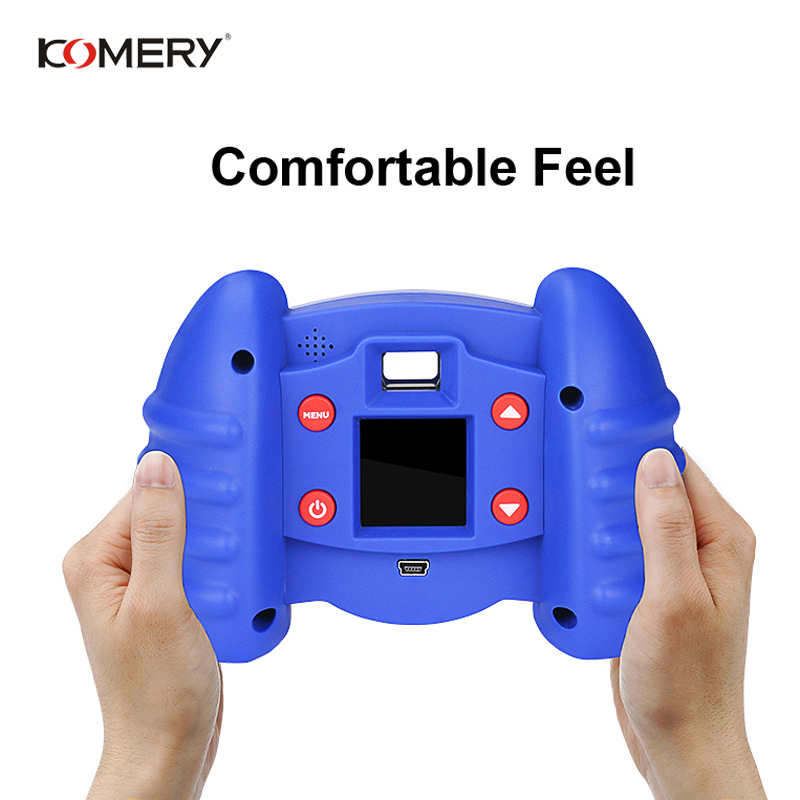 Image 3 - Genuine KOMERY Children Camera Toys For Children Camera Fresh Camcorders And Funny Automatic Camera Anti fall Healthy Material-in Consumer Camcorders from Consumer Electronics