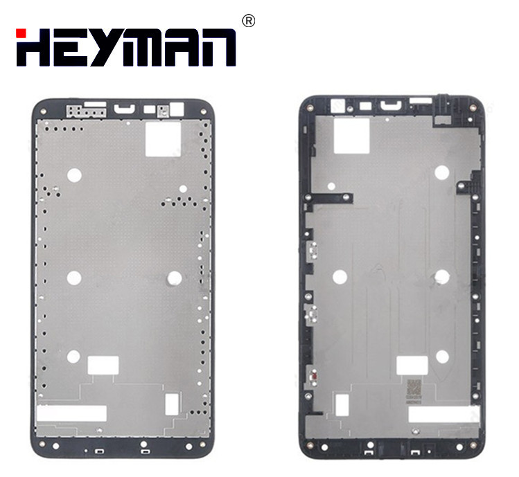 Housing for <font><b>Nokia</b></font> Lumia <font><b>1320</b></font> Lumia LCD Screen Middle Front Frame Bezel Holder Frame Repair <font><b>Parts</b></font> Replacement <font><b>parts</b></font> image
