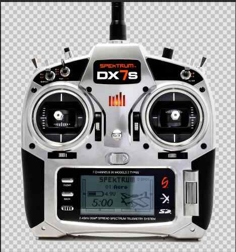 Detail Feedback Questions about SPEKTRUM DX7S 7 Ch Radio System