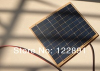 18V 5Watt 200 210 3MM Solar Panel Solar Cell For 12 Volt Garden Fountain Pond Battery