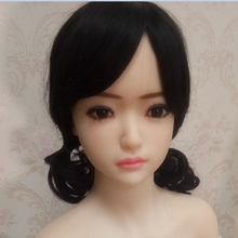 #51 oral silicone doll head for adult love doll big size 135cm/140cm/148cm/152cm/155cm/160cm/165cm/168cm/170cm