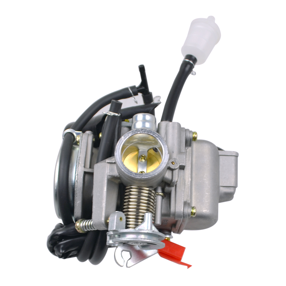 Carburateur /électronique ton Yukon 150