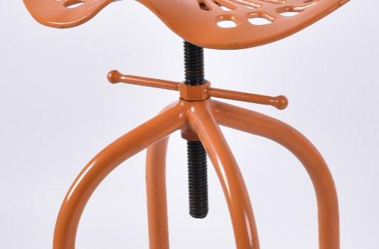 Industriale mobili sedia regolabile in altezza da pranzo sedia