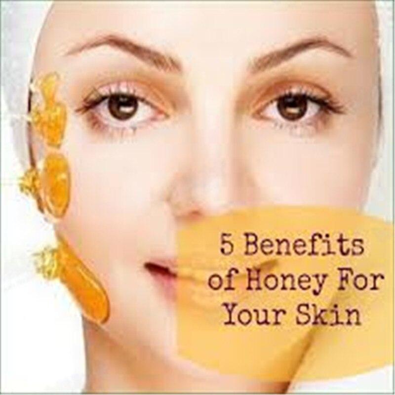 100 Reinem Honig Hautpflege Maske Für Entfernen Falten Gold Beste