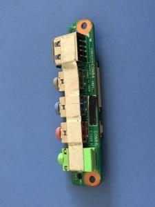 Image 2 - แล็ปท็อปเสียงขนาดเล็กแจ็คหูฟังสำหรับMSI GT680 GX680 GT660 GT663 GX660R MS 16F1B MS 16F1 MS 16F11 USBคณะกรรมการเสียง100%ใหม่