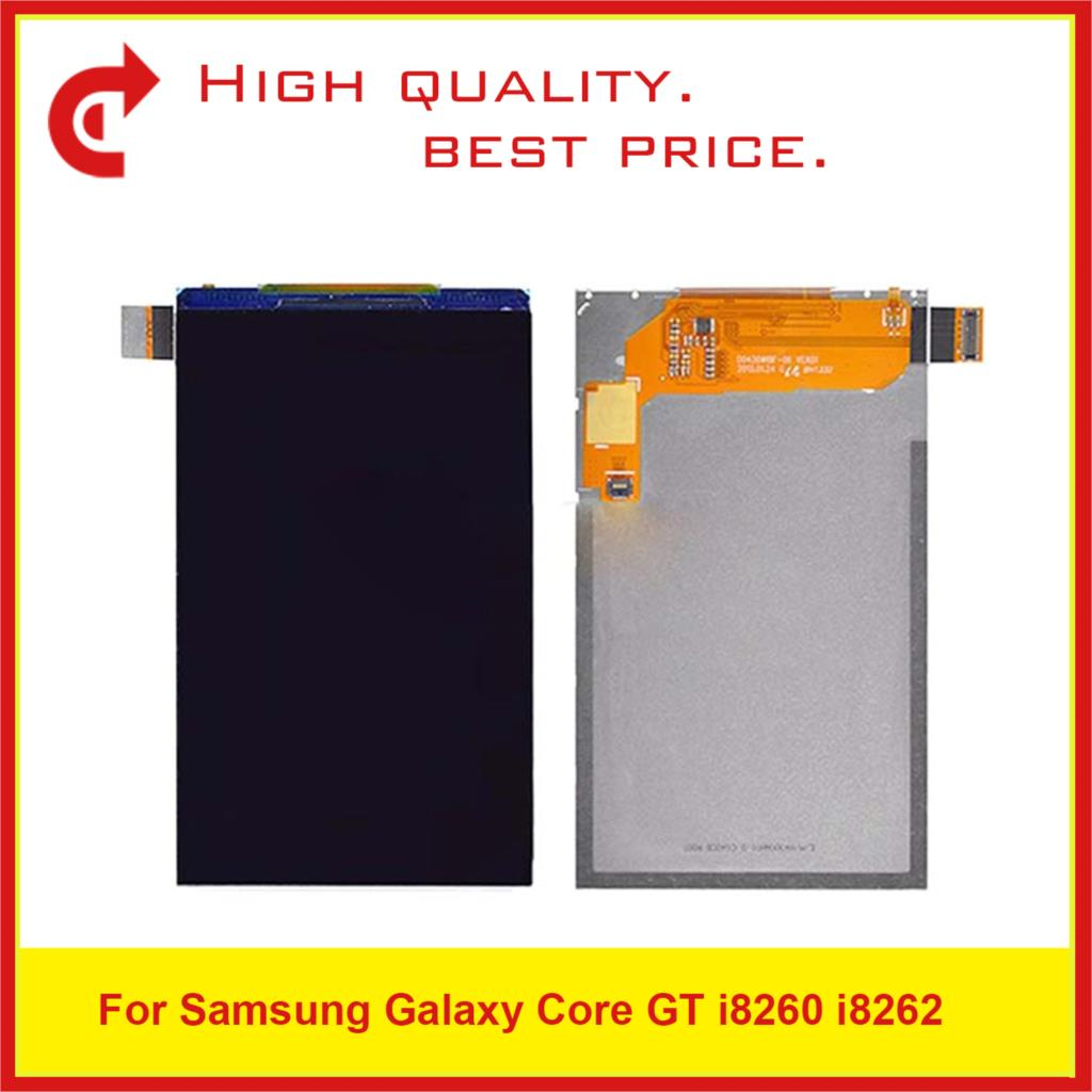 """10Pcs/Lot ORIGINAL 4.3"""" For Samsung Galaxy Core i8260 i8262 8260 8262 Lcd Display Screen Original OEM Quality-in Mobile Phone LCD Screens from Cellphones & Telecommunications"""