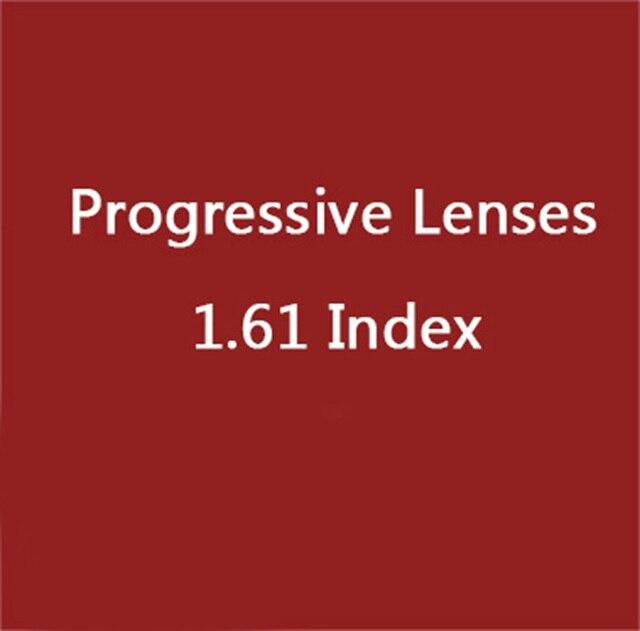 1.61 asp индекс высокое качество HMC прогрессивные линзы прогрессивные линзы сверхтвердых чтения компьютерные линзы