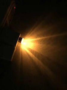 Image 5 - T10 lampada Atmosfera LED W5W 194 pezzo di alluminio con lente concava 1SMD 1.5 w strumento lampada della targa di immatricolazione lampada mini usb luce