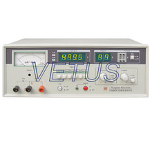 Buy online TH2687C drain current tester capacitance meter