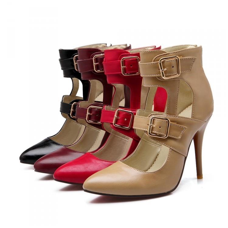 ФОТО 2017 Real Rushed 0-3cm Dames Schoenen Women Pumps Plus Size Ladies Shoes Women Falts Sapato Feminino Style Chaussure Femme 6627