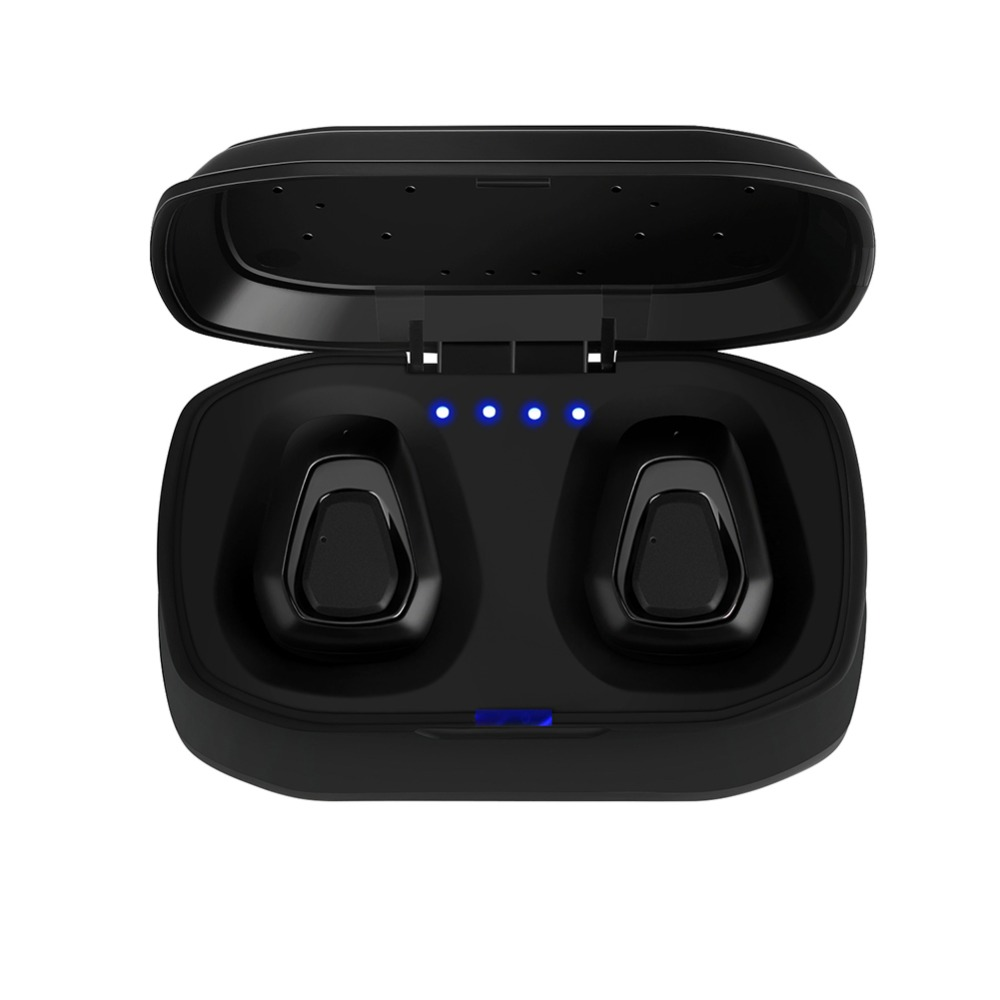 Original ABAY A7 True Wireless TWS Earphones Bluetooth V4.2 Earbud with Mic Handsfree In-Ear Headset for iPhone Android Earpod