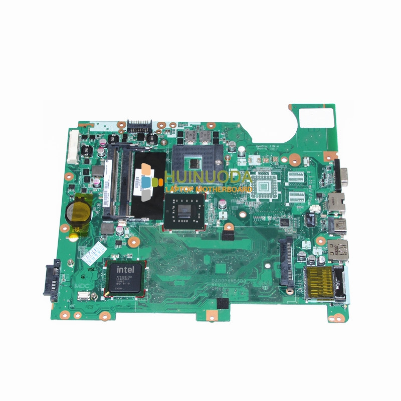 DA00P6MB6D0 578701-001 for HP  compaq presario CQ71 G71 Intel Laptop Motherboard GM45 Intel HD graphics DDR2