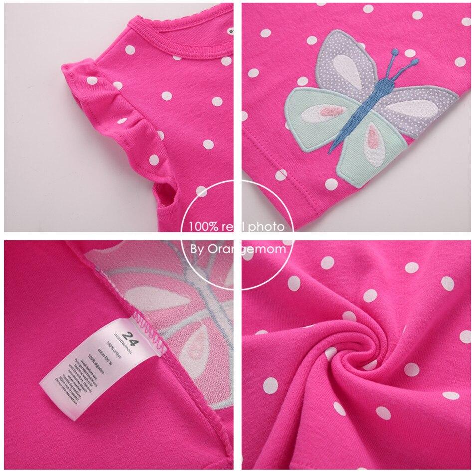 ae654874c Hurave encaje trabajo sólido algodón bebé Niñas Ropa niños sin mangas  cuello redondo vestido causal cordón