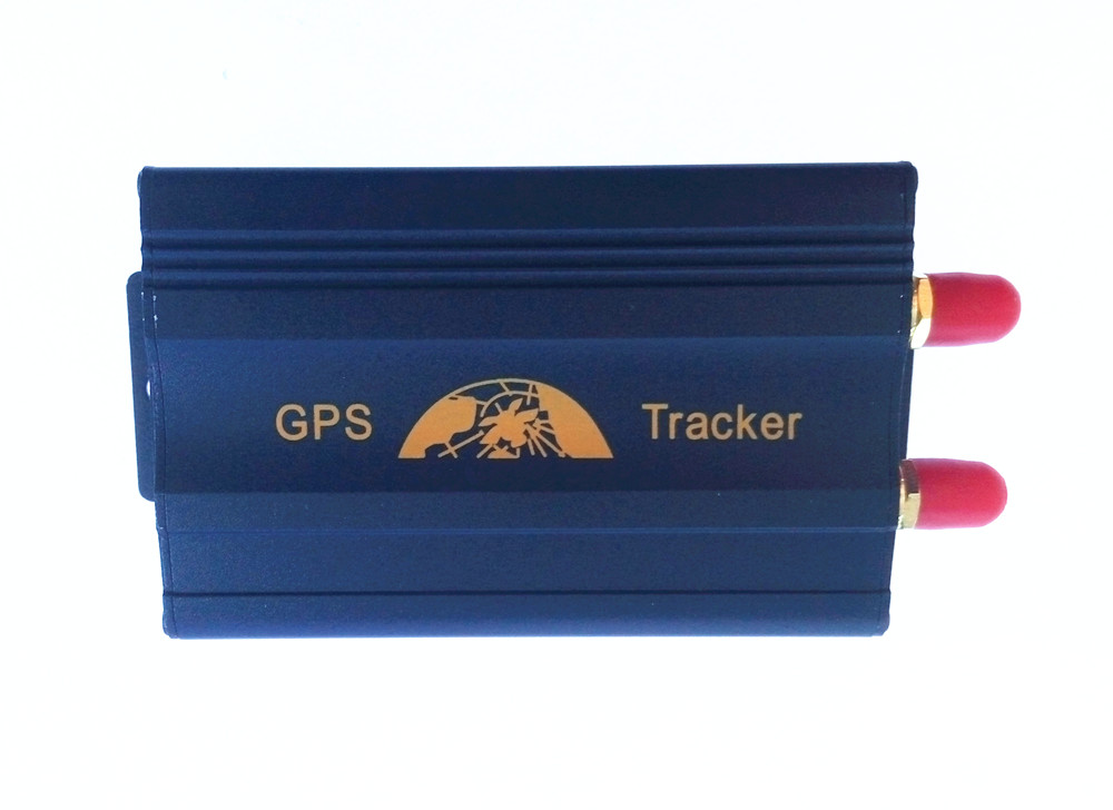 GPS Tracker TK103B With Remote Control GSM Alarm SD Card Slot free shipping nmb cooling fan 3610ps 22t b30 220v instrumentation axial 92 92 25mm page 1