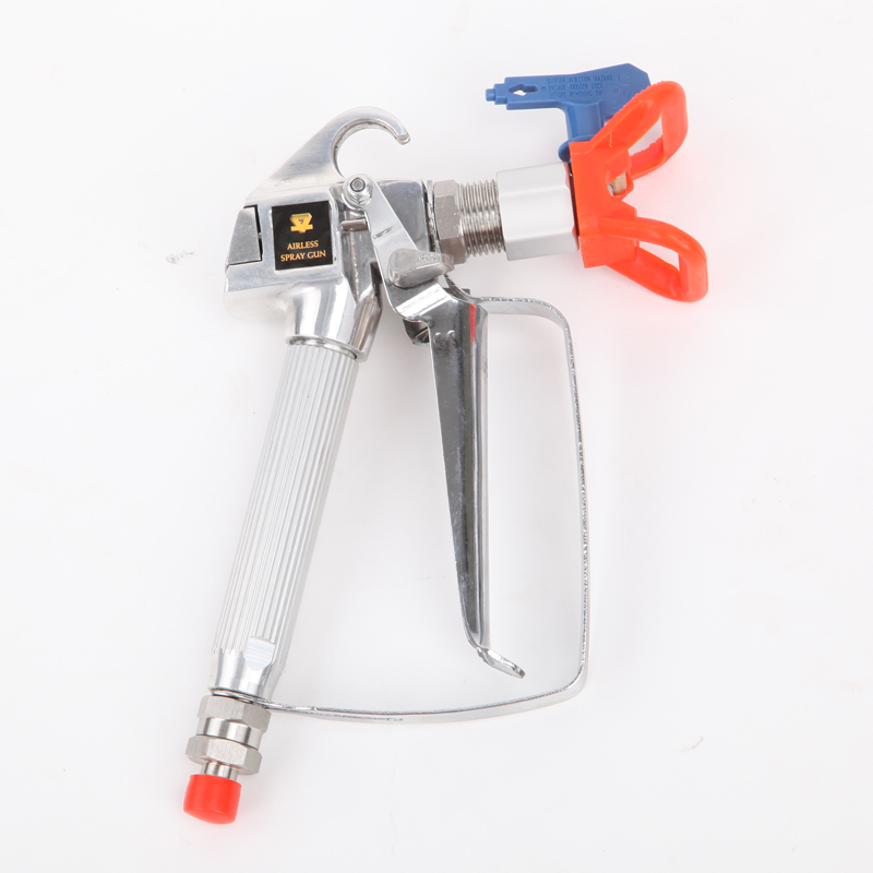 Pistola a spruzzo con punta di spruzzo 517 e tuta di protezione per - Accessori per elettroutensili - Fotografia 1