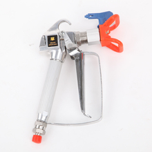 Aftermarket sprayer parts Airless Spray Gun with 517 spray tip and guard Suit for Graco, Wager,Titan paint sprayer professional high pressure airless spray gun g230 g220 suit for tool wager titen electric paint sprayer with nozzle tip 517