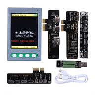 Battery Checker USB Cable Tester Battery Tester For iPhone XS XR XS Max X 8 8P 7 7P 6S 6 6P 5 5S Data Cable Tester Clear Cycle
