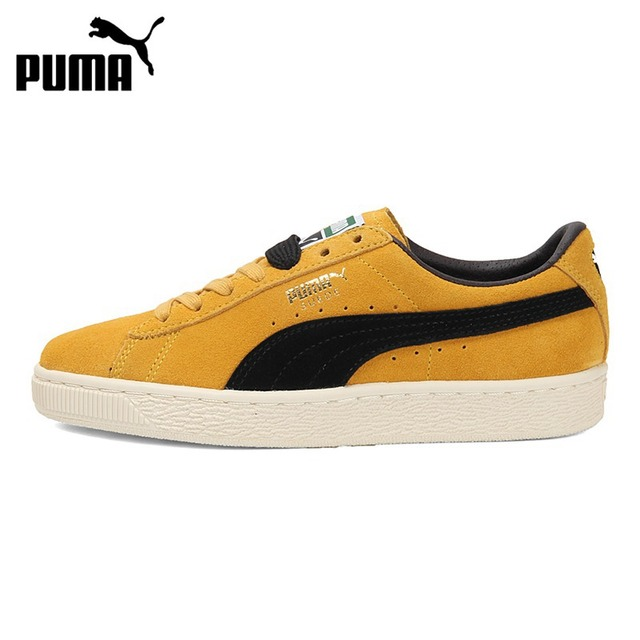7c4284a03181 Original New Arrival 2018 PUMA Suede Classic Archive Unisex Skateboarding  Shoes Sneakers