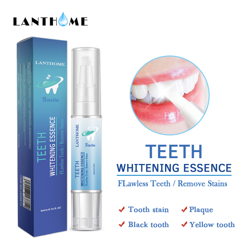 Bleach 3D White Teeth Tooth Whitening Pen Gel Whitener Remove Stains Oral Hygiene Instant Smile Pro Nano Teeth Whitening Kit