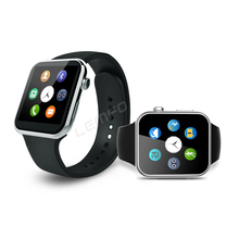 Smartwatch A9 Bluetooth Smart uhr X6 für Apple iPhone Samsung Android Telefon relogio inteligente smartphone uhr apple uhr