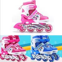 Inline Speed Skates Shoes Hockey Roller Skates Sneakers Rollers Women Men Roller Skates For Children Skates Inline Gift