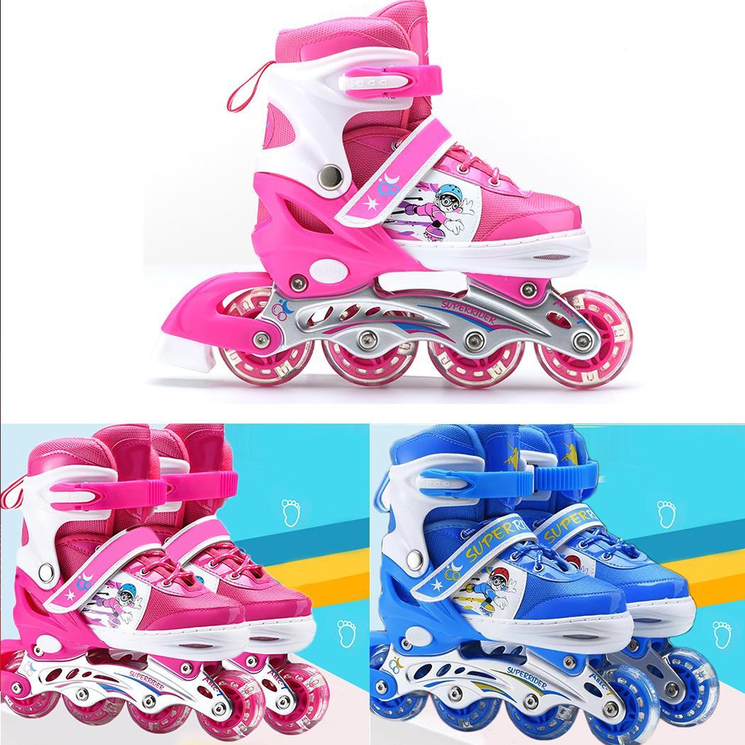 Inline Speed <font><b>Skates</b></font> Shoes Hockey Roller