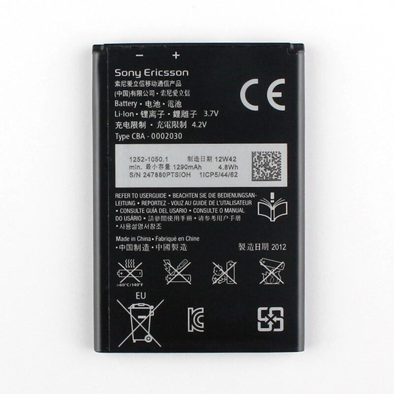 new original sony battery for sony ericsson ba600 ba 600 xperia u rh aliexpress com Sony Ericsson Xperia X10 Sony Ericsson Xperia X10