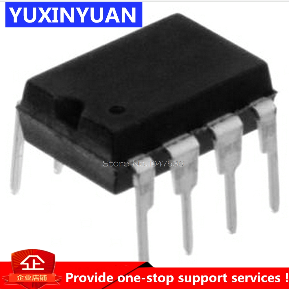 YUXINYUAN 10pcs <font><b>AD85063D</b></font> AD85063 AD850630 DIP-8 Can be purchased directly image