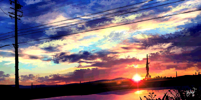 【P站画师】日本画师クメキ的插画作品- ACG17.COM