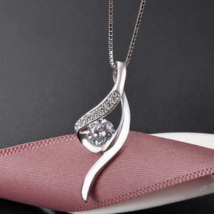 Y08 925 sterling silver chain