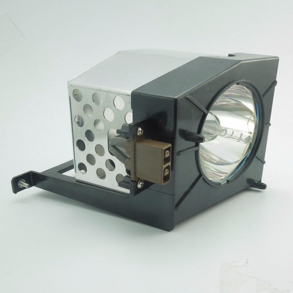 Compatible Projector Lamp Bulb D95-LMP For TOSHIBA 46HM15 / 46HM95 / 46HMX85 / 52HM195 / 52HM95 / 52HMX85 / 52HMX95 / 56HM195 replacement compatible dlp tv projector bare bulb d95 lmp 23311153 23311153a for toshiba 52hm195 52hm95 52hmx85 ect