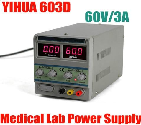 YIHUA 603D LCD display DC power supply Voltage Regulators ...