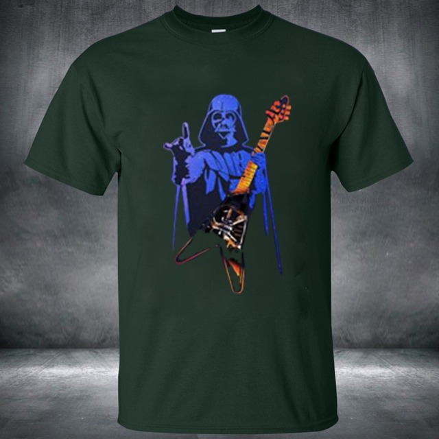 Star Wars Dark Guitar T-Shirt