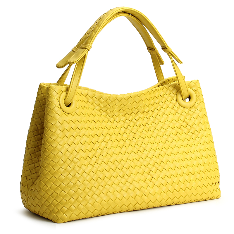 ФОТО European famous brand woman handbag 2017 new fashion Louis woman shoulder bag leather woven large portable shopping bag