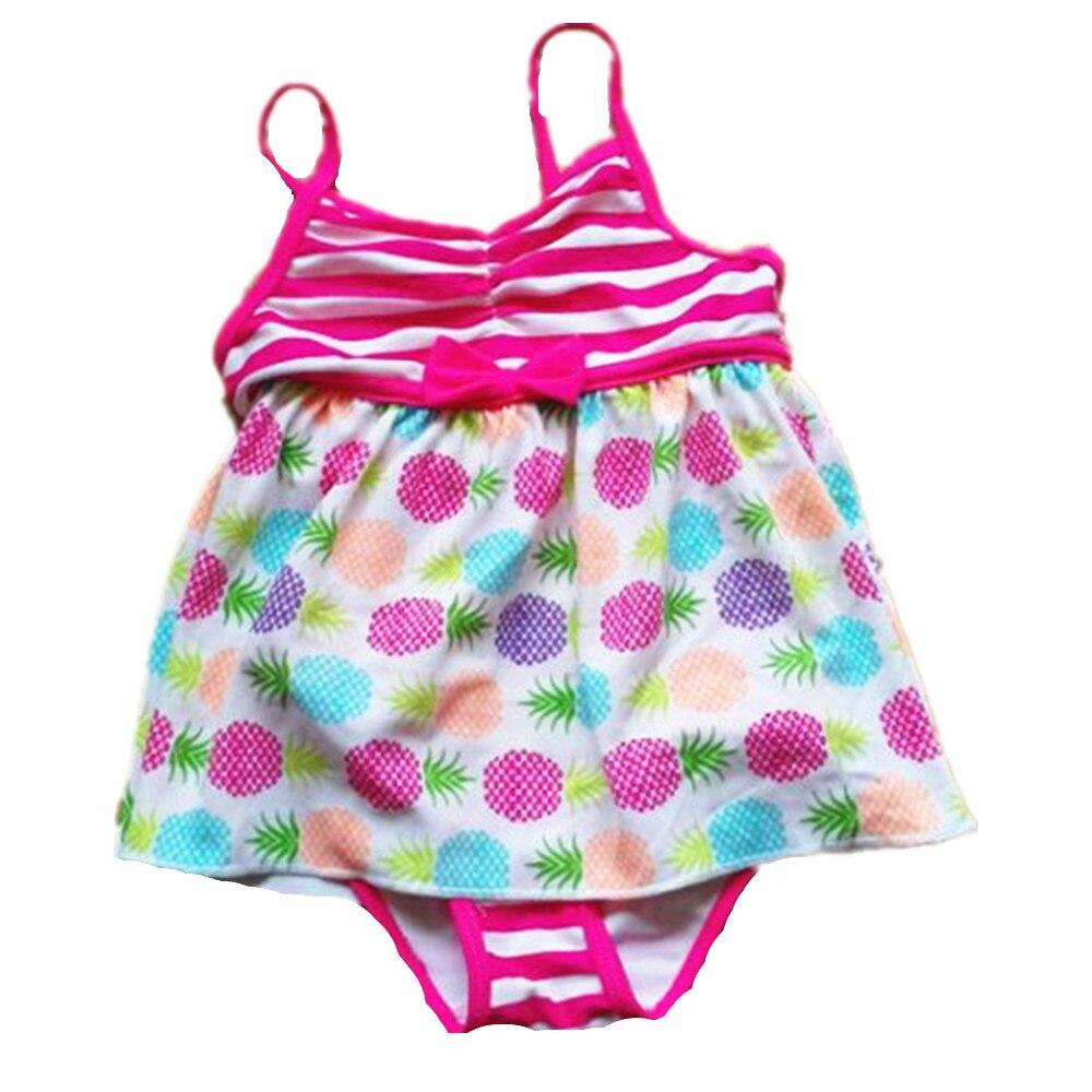 bambini surf abbigliamento bambine protezione solare protezione uv costume da bagno one piece beach suit swimwear