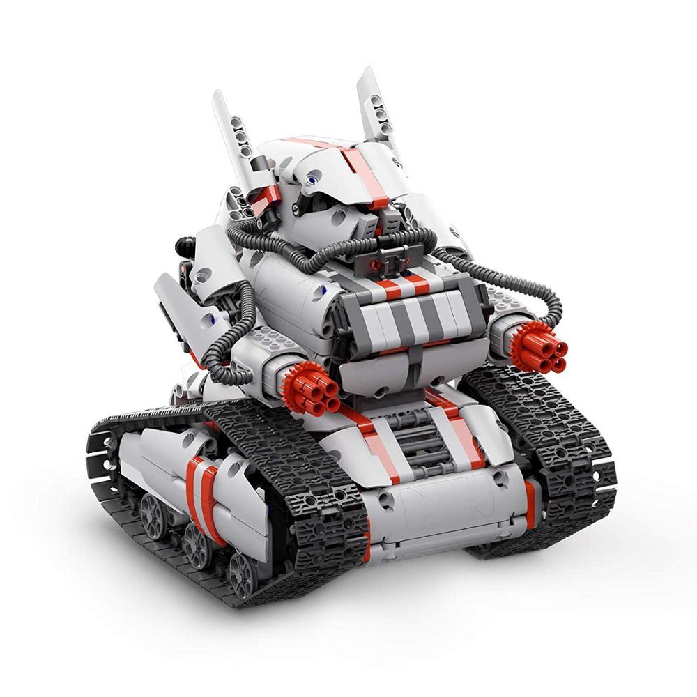 Original Xiaomi MITU Mi Robot Builder Rover DIY 1086 Pieces Track chassis High-precision parts Smart controls Endless design