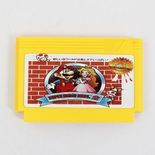 Super Mali Bros2 60 Pin Game Card For 8 Bit Subor Game Player
