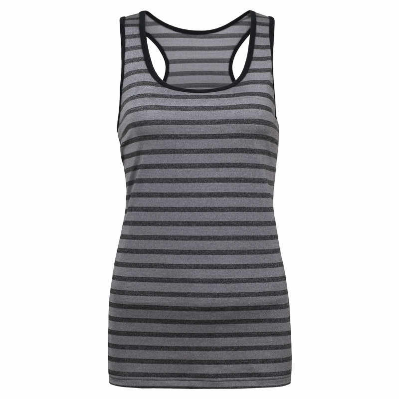 Women QUICK-DRY Gymming Vest Sporting T Shirt Yogaing Workout Fitness Exercise Runs Clothing Tee Tank Tops Singlets Vest V99
