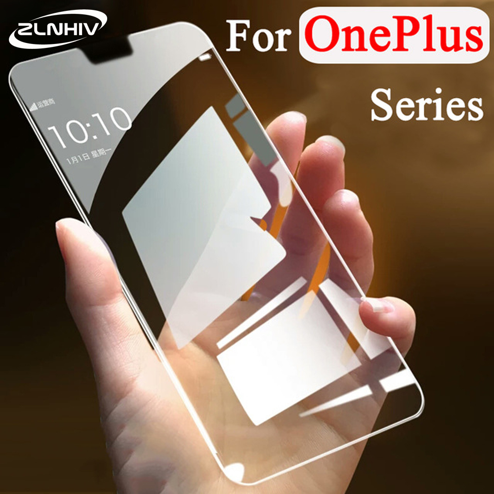 ZLNHIV tempered glass for <font><b>oneplus</b></font> 7 pro <font><b>6</b></font> 6T 5 5T 3 3T protective film for <font><b>oneplus</b></font> <font><b>6</b></font> on glass <font><b>smartphone</b></font> phone screen protector image