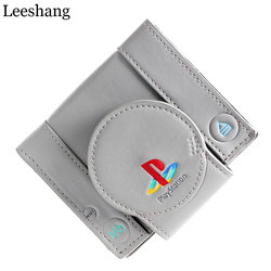 Leeshang playstation wallet fashion short game wallet for young students personality design small wallet dft 1250.jpg 250x250