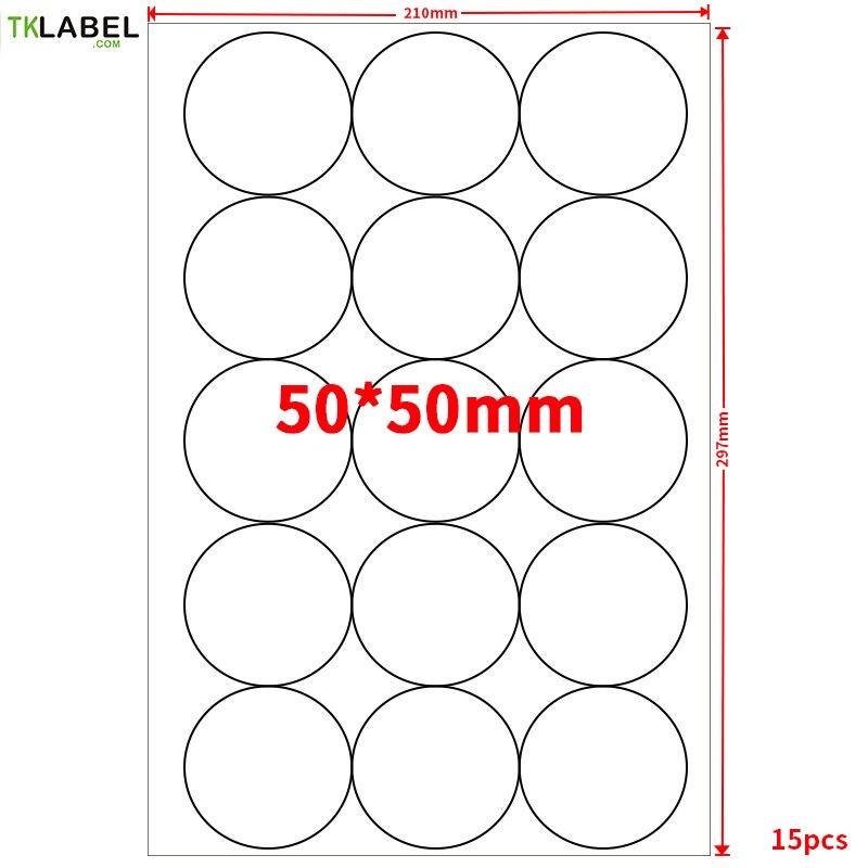 a4, branco lustroso etiquetas adesivas do papel
