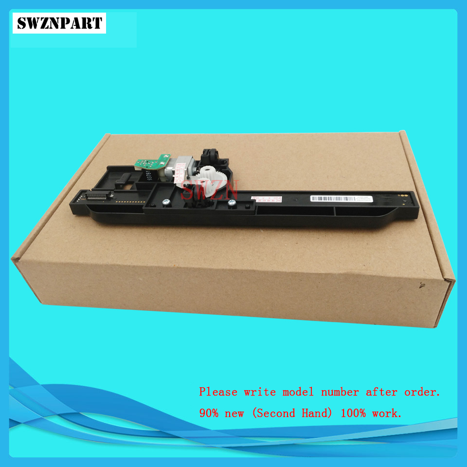 Image 2 - Flatbed Scanner Drive Assy Scanner Head Asssembly for HP M1130 M1132 M1136 1130 1132 1136 4660 4580 CE847 60108 CE841 60111-in Printer Parts from Computer & Office
